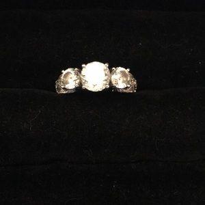 Tacori IV Diamonique Ring